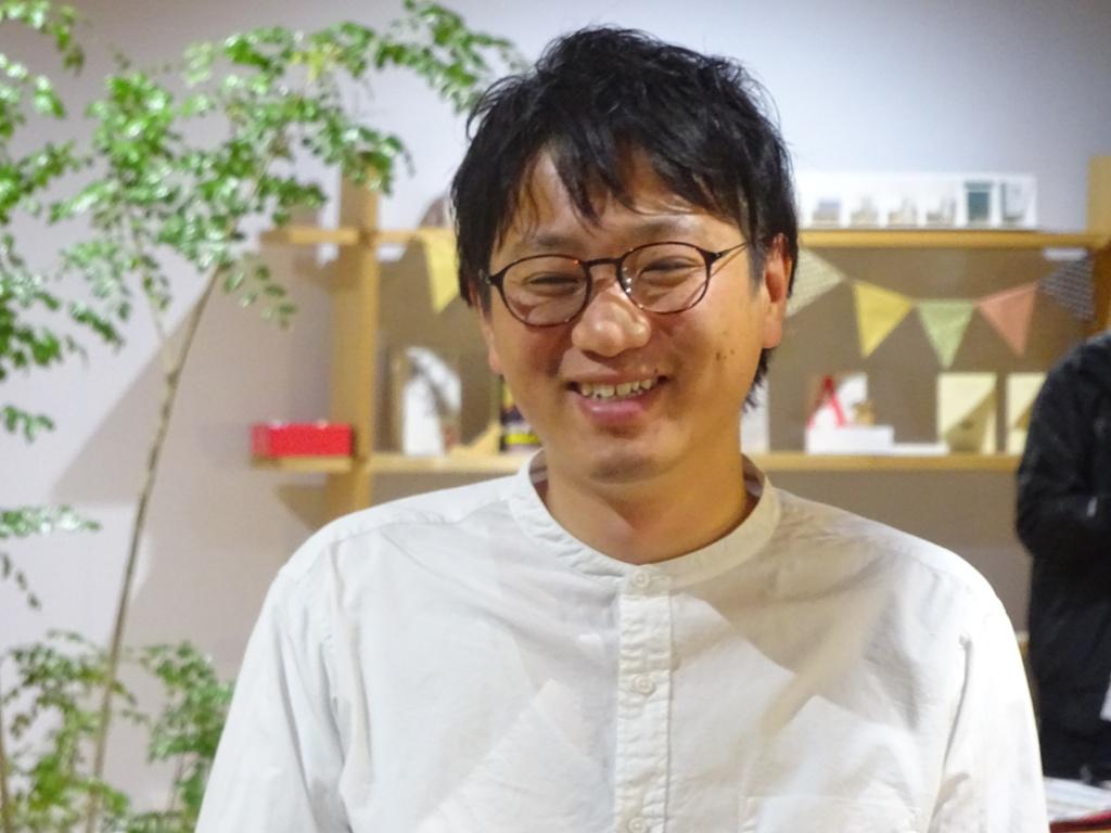 ★佐藤大輔さん